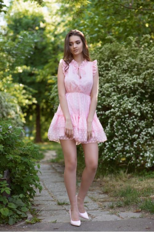 Платье 3419 рововый